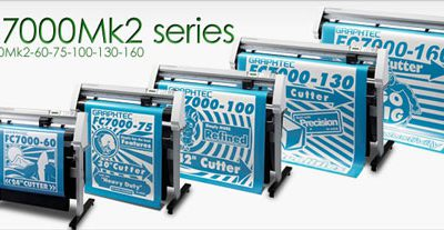 Máy cắt Graphtec FC7000Mk2 series