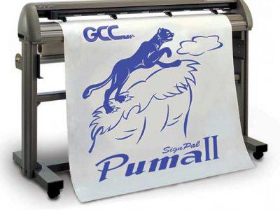 Máy cắt decal Puma II Plus