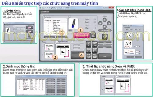 Phần mềm điều khiển