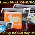 Máy cắt decal Mimaki CG-130SR3