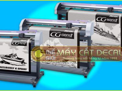 Máy cắt chữ decal Nhật Bản MIMAKI CG-160FXII